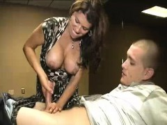 Milf Has Been Noticing Step-son Looking At Her